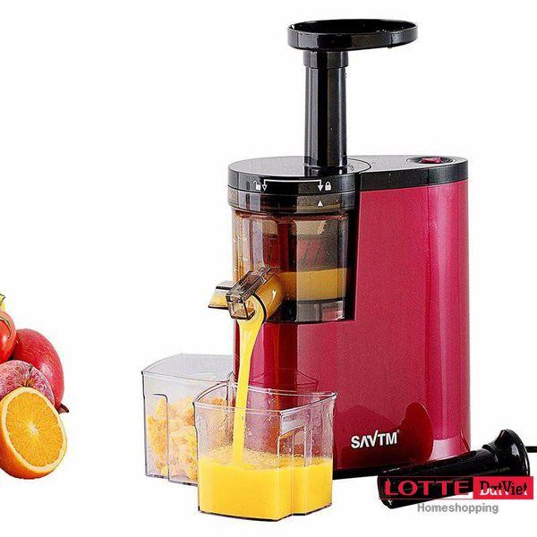 Máy ép trái cây chậm là dòng máy cao cấp được thiết kế với tốc độ ép chậm.
