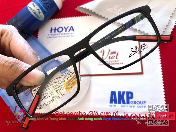Kính chống ánh sáng xanh Hoya